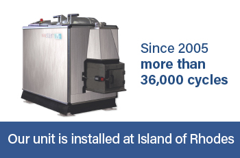 Since 2005 Newster System and Ecoprime Solutions work for the safety of  Rhodes  Island