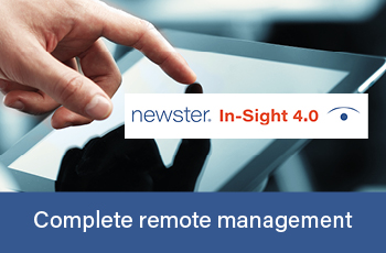 In-Sight 4.0 cloud software: our answer to the challenge of complete remote management of HCW