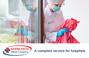 Steriltech Waste Company: a complete approach for the management of hospital solid waste